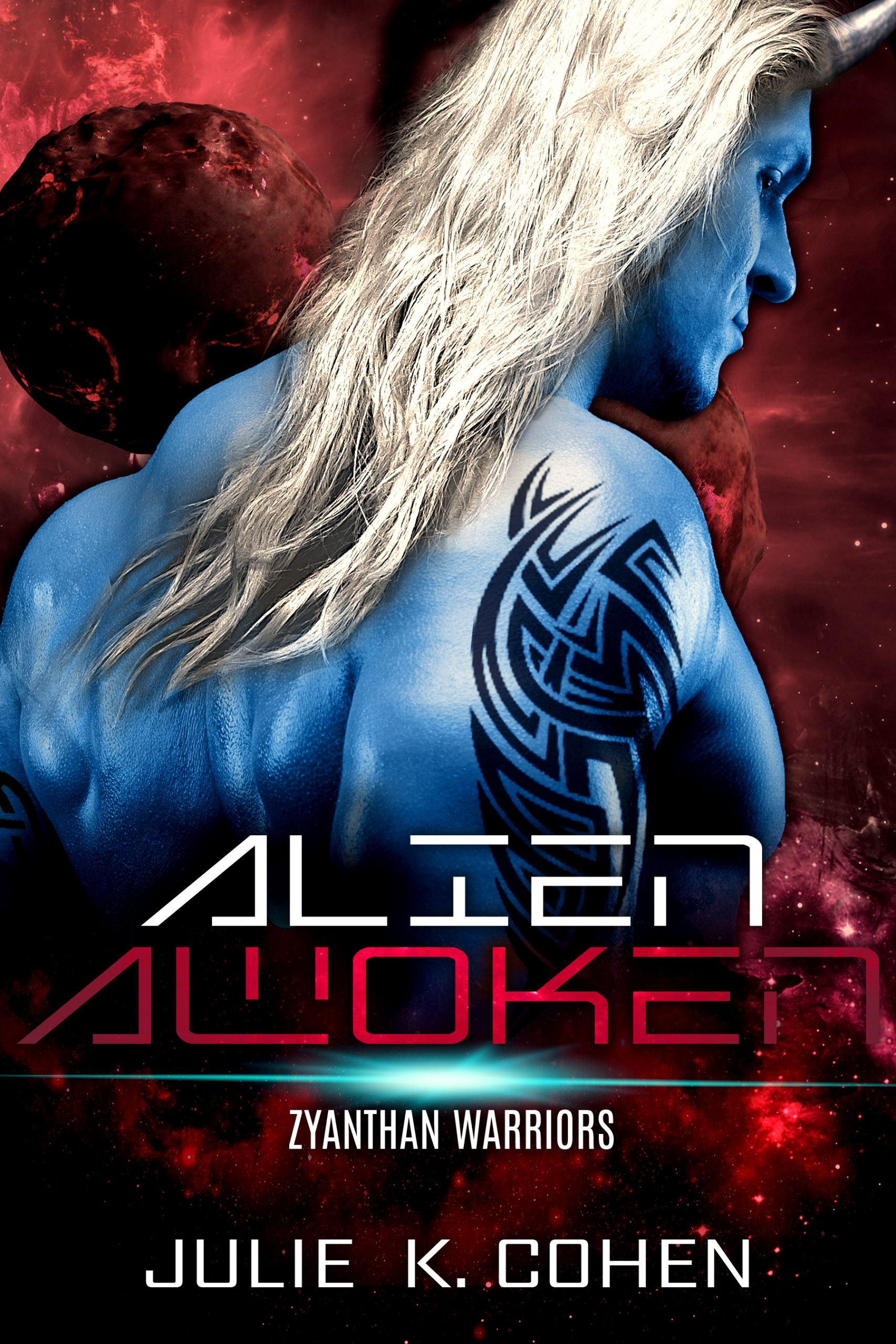 ALIEN AWOKEN HQ Ebook version
